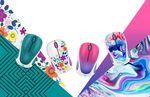 Logitech ra mắt bộ sưu tập Design Collection gồm 4 chuột nhỏ xinh rực rỡ sắc màu