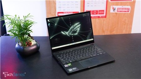 Asus ROG Flow X13 - 1 laptop 3 trải nghiệm khác biệt!!!
