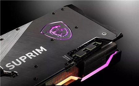 MSI GeForce RTX 3080 Ti Suprim X sắp ra mắt