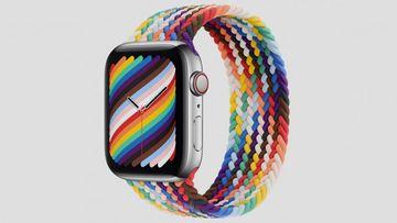 Apple ra mắt dây đeo và mặt đồng hồ Pride Edition 2021
