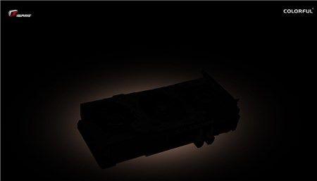 Rò rỉ hình ảnh mẫu card đồ họa RTX 3090 iGAME KUDAN cao cấp của COLORFUL