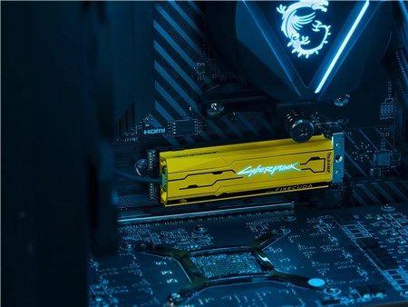 Seagate giới thiệu SSD phiên bản giới hạn phong cách Cyberpunk 2077