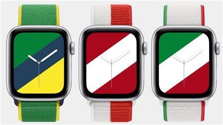 Apple ra mắt bộ sưu tập dây đeo các Quốc gia cho Thế vận hội mùa hè