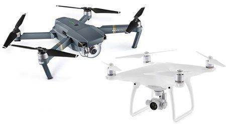 Flycam khác với drone như thế nào