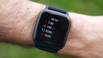 Hướng dẫn thiết lập MỤC TIÊU trên đồng hồ Garmin: Chế độ tập luyện, hoạt động và kiểm soát cân nặng