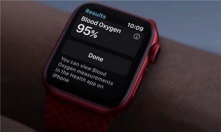 Hướng dẫn cách đo SpO2 (nồng độ oxy trong máu) trên Apple Watch