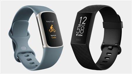 So sánh điểm khác biệt giữa Fitbit Charge 5 và Fitbit Charge 4