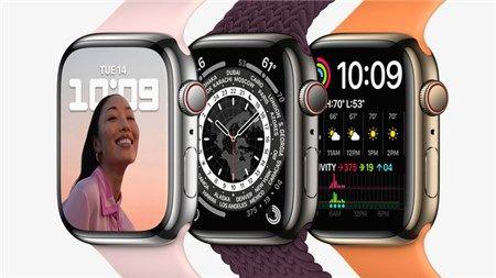 Apple Watch Series 7 nâng cấp màn hình và thời lượng pin