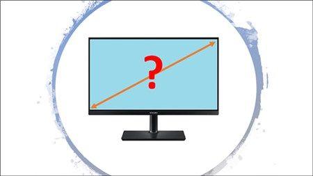 Cách kiểm tra và đọc thông số màn hình laptop bao nhiêu inch, độ phân giải