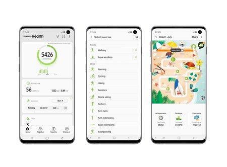 Cách đo huyết áp và nhịp tim trên Samsung Health