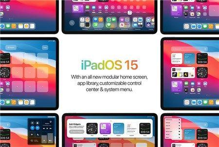 Bản cập nhật iOS/iPadOS 15 chính thức phát hành