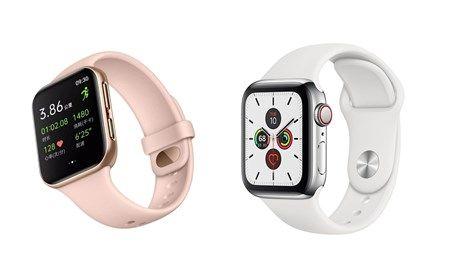 So sánh Oppo Watch và Apple Watch những điểm giống nhau và khác nhau