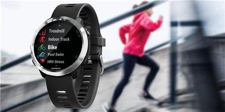 Hướng dẫn sử dụng đồng hồ chạy bộ Garmin