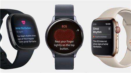 Tìm hiểu một số loại cảm biến trên đồng hồ thông minh
