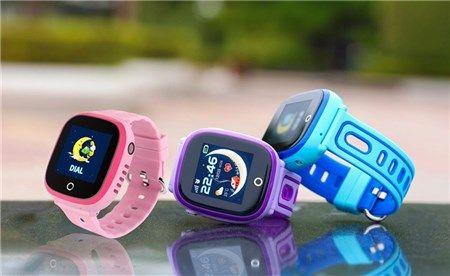 Hướng dẫn sử dụng đồng hồ thông minh dành cho trẻ em