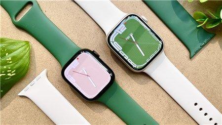 Đánh giá Apple Watch series 7: Đồng hồ thông minh đa năng nhất hiện tại