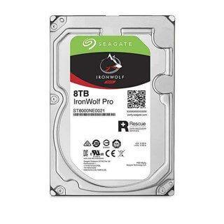 "HDD Seagate IronWolf Pro SATA 6Gbps 3.5"""