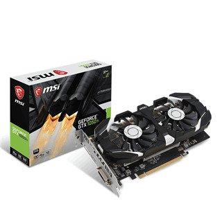 MSI Geforce GTX 1050Ti 4GT OCV1