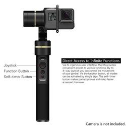 Gimbal Feiyu G5 3-Axis for Action Camera