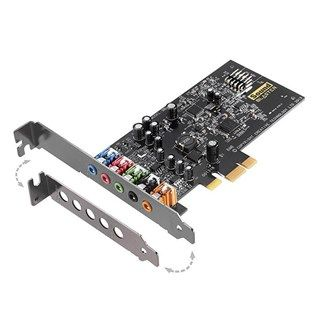 Soundcard Sound Blaster Audigy Fx 5.1