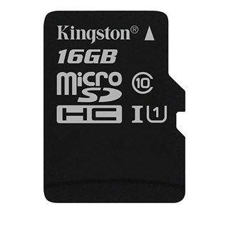 Thẻ nhớ Kingston microSDHC Canvas Select 80R CL10 UHS-I