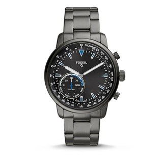 Fossil Q Goodwin - Smoke Stainless Steel
