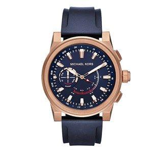Michael Kors Men's Gold Tone Grayson Hybrid Watch