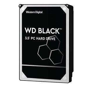 WD Black 3.5in SATA 3 Desktop HDD