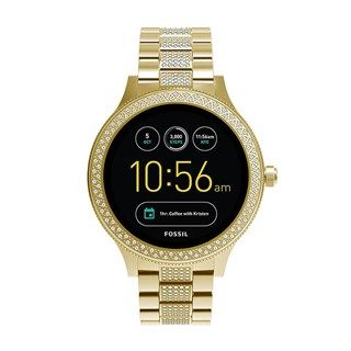 Fossil Q Venture - Gold Tone Stainless Steel - 99%