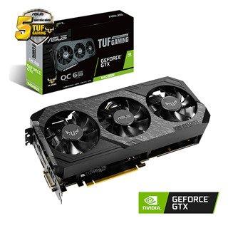 ASUS TUF Gaming X3 GeForce® GTX 1660 SUPER™ OC edition 6GB GDDR6
