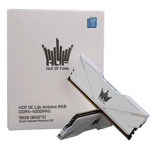 GALAX HOF OC Lab Arduino DDR4-4000 16G (8G*2)