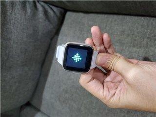 Fitbit Versa Lite - Silver