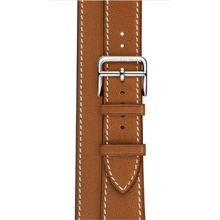 Dây Apple Hermes Leather Single Tour đủ màu