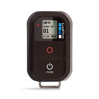 Remote GoPro 2 nút - hàng bóc máy, gồm sạc và kẹp khóa