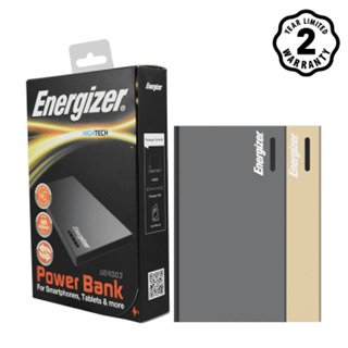 Pin sạc dự phòng Energizer 4000mAh Li-Po 2 Output - UE4003