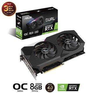 ASUS Dual GeForce RTX 3070 8G OC