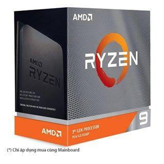 AMD Ryzen 9 3900XT - 12C/24T 64MB Cache 3.8GHz Up to 4.7GHz