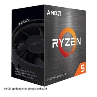 AMD Ryzen 5 5600X - 6C/12T 32MB Cache 3.7GHz Up to 4.6GHz