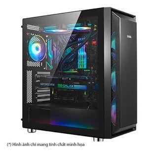 Techzones TDS Deco - R7-5800X | 16GB | RTX 5600XT