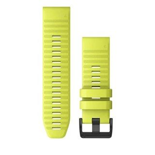 Garmin QuickFit® 26 Amp Yellow Silicone