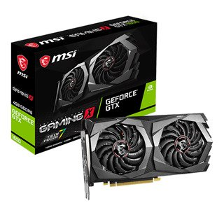 MSI GeForce GTX 1650 D6 Gaming X 4GB