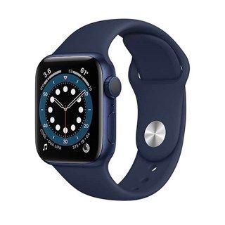 Apple Watch Series 6 Blue Aluminum, Deep Navy Sport, GPS 40mm