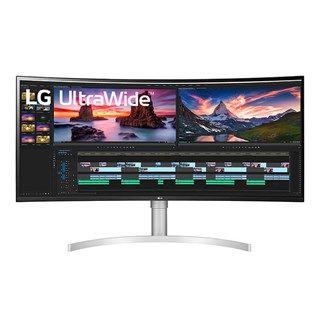 LG UltraWide 38WN95C-W - 38in cong QHD+ Thunderbolt 3