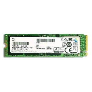 Samsung PM981a 512GB NVMe M.2 PCIe Gen3 x4