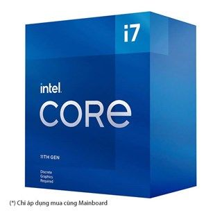 Intel Core i7-11700F - 8C/16T 16MB Cache 2.50GHz Up to 4.90GHz
