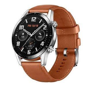 Huawei Watch GT2 - 46mm Dây da nâu