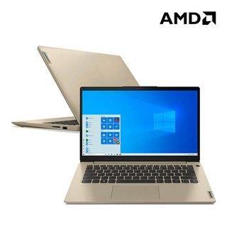 Lenovo IdeaPad 3 14ALC6 - R7-5700U | 8GB | 512GB SSD | Gold
