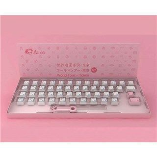 AKKO World Tour Tokyo R2 - 49 keys (Language Kit)
