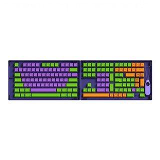 AKKO Keycap set EVA-01 - ASA profile 158 nút