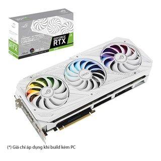 ASUS ROG Strix GeForce RTX 3090 White Edition 24G